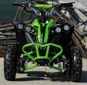 ATV Electric Eco Avenger 1000W 48V cu 3 Trepte de Viteza #Verde12