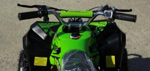 ATV Electric Eco Avenger 1000W 48V cu 3 Trepte de Viteza #Verde6