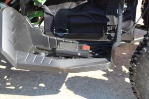 ATV Electric Eco Avenger 1000W 48V cu 3 Trepte de Viteza #Verde11