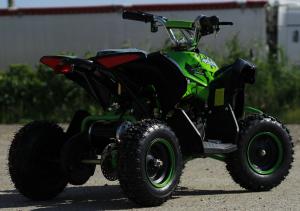 ATV Electric Eco Avenger 1000W 48V cu 3 Trepte de Viteza #Verde3