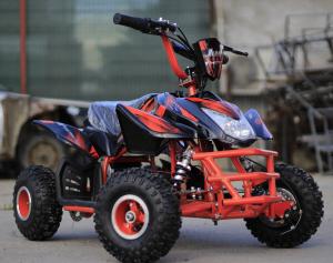 ATV electric ECO Jumpy 800W 36V cu 3 Viteze #Orange3