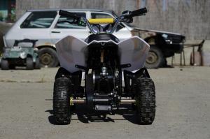 ATV electric ECO Maddox 800W 36V cu 3 Viteze #Galben6