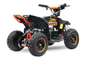 ATV electric Deluxe ECO Maddox 800W 36V cu 3 Viteze #Portocaliu1