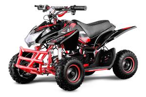 ATV electric ECO Jumpy 800W 36V cu 3 Viteze #Rosu [0]