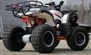 ATV electric Eco Toronto 1000W 48V 20Ah cu DIFERENTIAL #Alb4