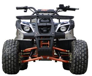 ATV electric Eco Toronto 1000W 48V 20Ah cu DIFERENTIAL #Alb0