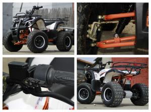 ATV electric Eco Toronto 1000W 48V 20Ah cu DIFERENTIAL #Alb10