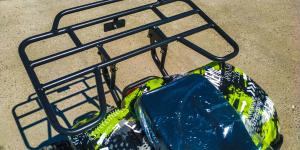 ATV electric Eco Toronto 1000W 48V 20Ah #Verde Camuflaj1