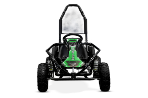 Kart electric NITRO GoKid Dirty 1000W 48V #Verde3