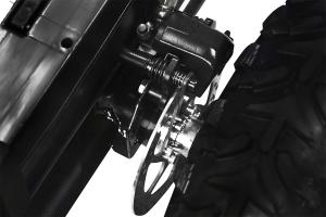 Kart electric pentru copii NITRO GoKid Dirty 1000W 48V #Albastru7