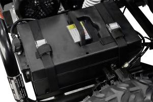 Kart electric pentru copii NITRO GoKid Dirty 1000W 48V #Rosu8