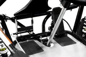 Kart electric pentru copii NITRO GoKid Dirty 1000W 48V #Rosu3