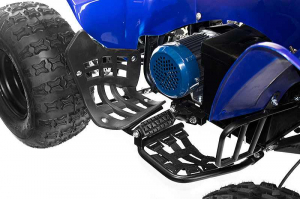 ATV electric Eco Warrior 1000W 48V 20Ah #Albastru5