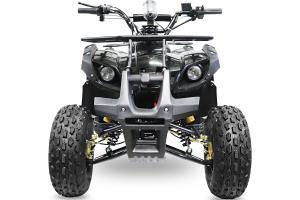 ATV electric Eco Toronto 1000W 48V 20Ah #Negru4