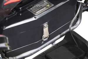 ATV electric NITRO ECO Python 1000W 48V DELUXE #Albastru [8]