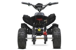 ATV electric NITRO ECO Python 1000W 48V DELUXE #Portocaliu1