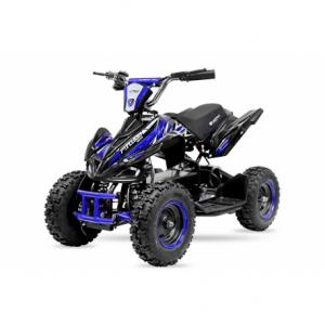 ATV electric NITRO ECO Python 800W 36V cu 3 Viteze #Albastru0