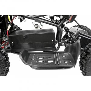 ATV electric NITRO ECO Python 800W 36V cu 3 Viteze #Portocaliu9