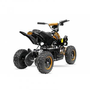 ATV electric NITRO ECO Python 800W 36V cu 3 Viteze #Portocaliu5