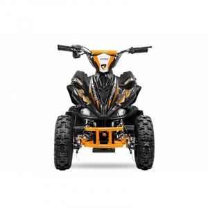 ATV electric NITRO ECO Python 800W 36V cu 3 Viteze #Portocaliu1