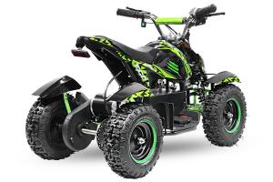 ATV electric NITRO ECO Cobra 800W 36V cu 3 Viteze #Verde [5]