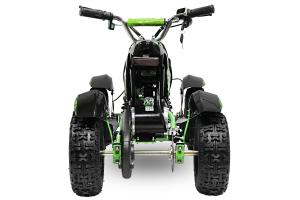 ATV electric NITRO ECO Cobra 800W 36V cu 3 Viteze #Verde [4]
