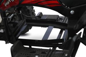 ATV electric NITRO ECO Python 1000W 48V DELUXE #Portocaliu8