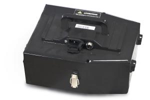 ATV electric NITRO ECO Python 1000W 48V DELUXE #Portocaliu7