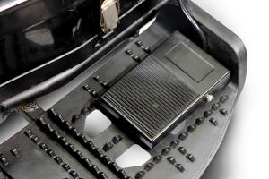 ATV electric NITRO ECO Python 1000W 48V DELUXE #Portocaliu2