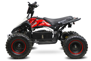 ATV electric NITRO ECO Python 1000W 48V DELUXE #Rosu [1]