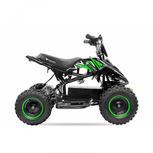 ATV electric NITRO ECO Python 800W 36V cu 3 Viteze #Verde2