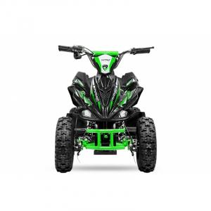 ATV electric NITRO ECO Python 800W 36V cu 3 Viteze #Verde1