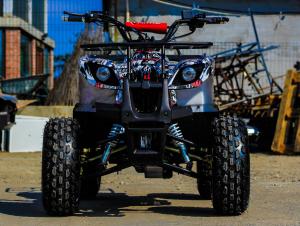 ATV electric NITRO Eco Toronto 1000W 48V 20Ah cu DIFERENTIAL #Alb [11]