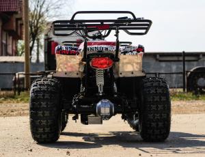 ATV electric NITRO Eco Toronto 1000W 48V 20Ah cu DIFERENTIAL #Alb [16]