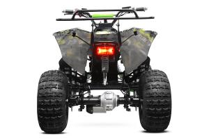 ATV electric NITRO Eco Warrior 1000W 48V 20Ah cu DIFERENTIAL #Verde Grafiti [3]