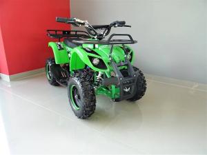 ATV electric pentru copii KXD Torino M5 800W 36V #Verde1
