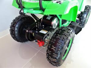 ATV electric pentru copii KXD Torino M5 800W 36V #Verde5