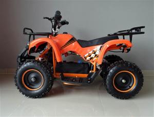 ATV electric pentru copii KXD Torino M5 800W 36V #Portocaliu13