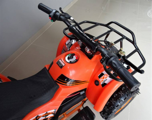 ATV electric pentru copii KXD Torino M5 800W 36V #Portocaliu12