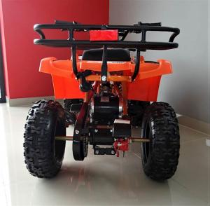ATV electric pentru copii KXD Torino M5 800W 36V #Portocaliu16