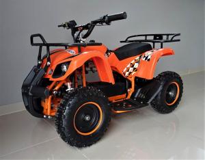 ATV electric pentru copii KXD Torino M5 800W 36V #Portocaliu15