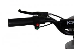 ATV electric pentru copii KXD Maddox M1 800W 36V #Portocaliu6