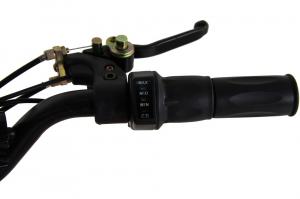ATV electric pentru copii KXD Maddox M1 800W 36V #Portocaliu7