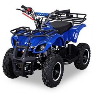 ATV electric pentru copii KXD Torino M5 800W 36V #Albastru0