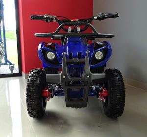 ATV electric pentru copii KXD Torino M5 800W 36V #Albastru9