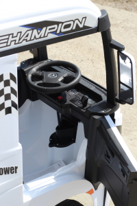 Camion Mercedes ACTROS 4x4 PREMIUM 4x45W #Alb8