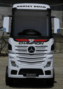 Camion Mercedes ACTROS 4x4 PREMIUM 4x45W #Alb1