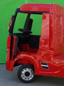 Camion Mercedes ACTROS 4x4 PREMIUM 4x45W #Rosu4