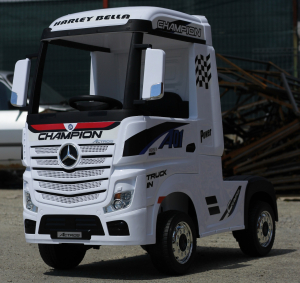 Camion Mercedes ACTROS 4x4 STANDARD 4x45W #Alb4