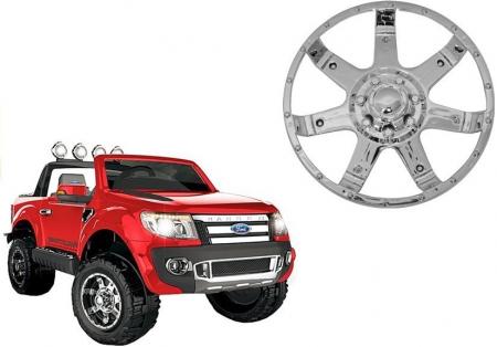 Capac roata Ford cu diametru 22 cm [0]